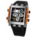 Reloj de cuarzo Igual AK1388 Deportes y analógico-digital Militar