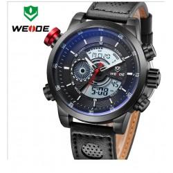 Relógio de luxo (Weide -WH 3401) militar esporte 6 versões