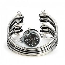 Relógio Bracelete Mostrador Pequeno E Elegante