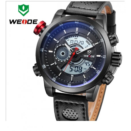 Luxury Watch (Weide -WH 3401) military sport 6 versions
